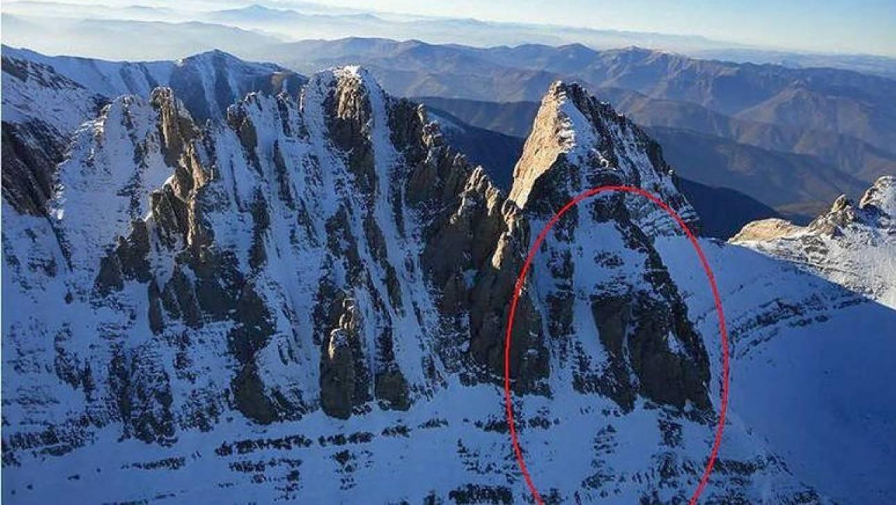 Διασώθηκε η ορειβάτης στον Όλυμπο, αλλά έχει τραυματιστεί σοβαρά