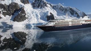 Κρουαζιέρα στους πάγους: Ένα ταξίδι για τολμηρούς