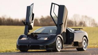 Αυτοκίνητο: Εκτός από τις Bugatti Veyron και Chiron υπήρχε και η EB 110 που δεν τη θυμάται κανείς