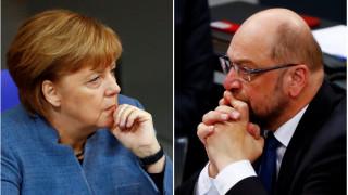 Γερμανία: Εντατικές προσπάθειες για τον σχηματισμό κυβέρνησης