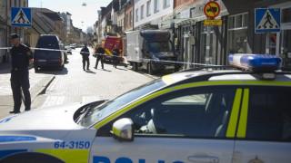 Έκρηξη κοντά σε σταθμό του μετρό στην Στοκχόλμη