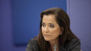 Μπακογιάννη για Σκοπιανό: Η κυβέρνηση δεν έχει κοινή θέση και προσπαθεί να το κρύψει