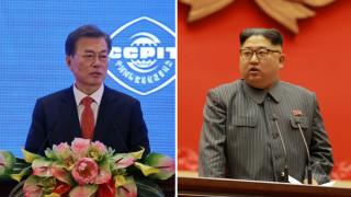 Στο τραπέζι του διαλόγου Βόρεια και Νότια Κορέα για πρώτη φορά μετά από δύο χρόνια