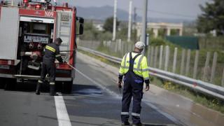 Ένας νεκρός από τροχαίο στην Αθηνών - Λαμίας