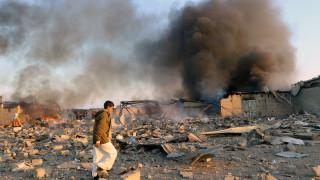Υεμένη: Κατέπεσε μαχητικό της πολεμικής αεροπορίας της Σαουδικής Αραβίας
