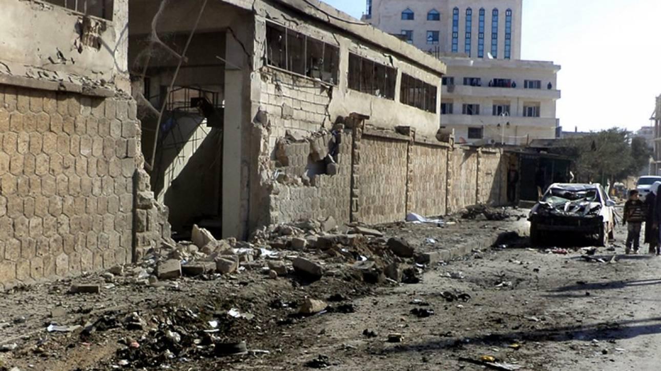 Συρία: Τουλάχιστον 18 νεκροί από έκρηξη στην Ιντλίμπ