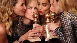 Golden Globes 2018: Big Little Lies & Τime's Up θριαμβεύουν -όλοι οι νικητές