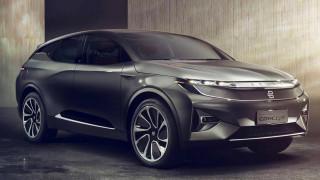Αυτοκίνητο: Το Byton Concept που παρουσιάζεται στη CES διαθέτει σύστημα αναγνώρισης προσώπου