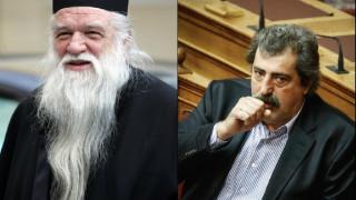 Επίθεση Αμβρόσιου σε Πολάκη: Άθεος, άπατρις, υβριστής και ανθρωπάκος
