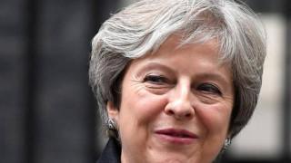 Brexit: Συμφωνία που θα εξυπηρετεί όλο το Ηνωμένο Βασίλειο επιθυμεί η Μέι