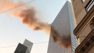 Νέα Υόρκη: Πυρκαγιά ξέσπασε στον Trump Tower - Δύο τραυματίες