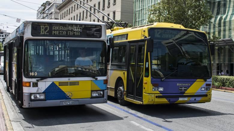 WiFi σε λεωφορεία, τρόλεϊ και το Τραμ στην Αθήνα