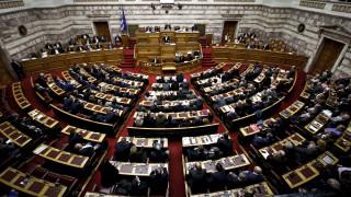 Θέμα ωρών η κατάθεση του πολυνομοσχεδίου στη Βουλή