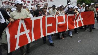 ΓΣΕΕ: Πλήρης υποταγή της κυβέρνησης στην Τρόικα για το θέμα των απεργιών