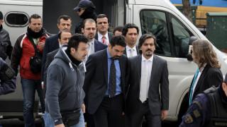 Άγκυρα: Περιμένουμε την έκδοση των οκτώ Τούρκων στρατιωτικών το συντομότερο δυνατό