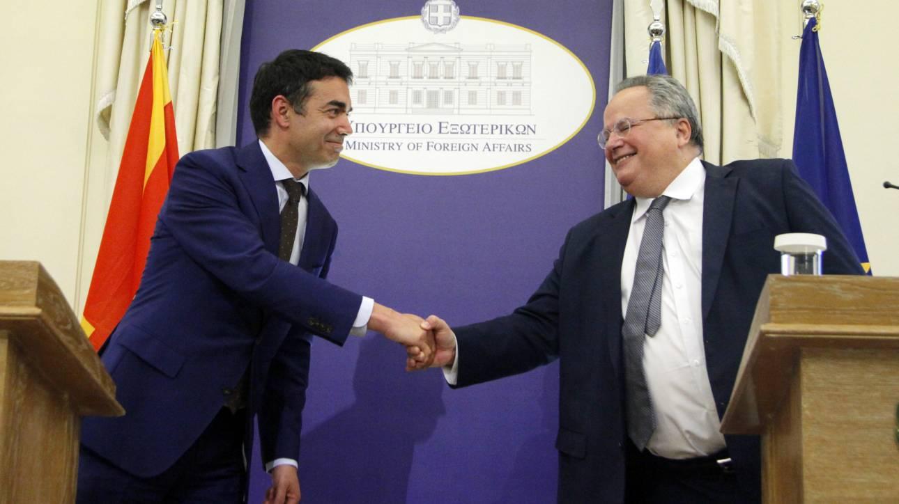 «Νεα Δημοκρατία της Μακεδονίας» λένε ΜΜΕ σε Αλβανία και πΓΔΜ