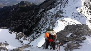 Τι δήλωσε ο πιλότος του ελικοπτέρου που διέσωσε την 35χρονη ορειβάτισσα από τον Όλυμπο