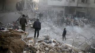 Συρία: Αεροπορικές επιδρομές με 24 νεκρούς στην ανατολική Γούτα