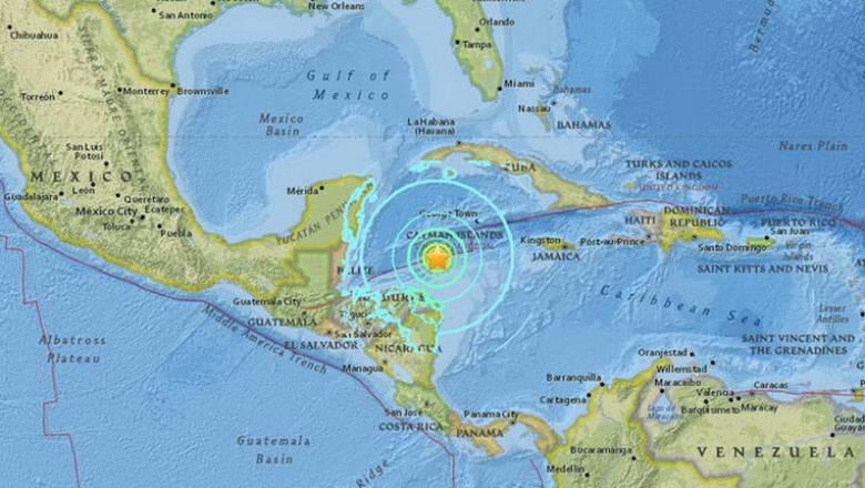 Καραϊβική: Ήρθη η προειδοποίηση για τσουνάμι μετά το σεισμό των 7,6 Ρίχτερ