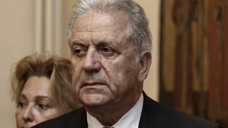 Δ. Αβραμόπουλος: Ένα «γεωπολιτικό τόξο αστάθειας» εκτείνεται στη γειτονιά της Ευρώπης
