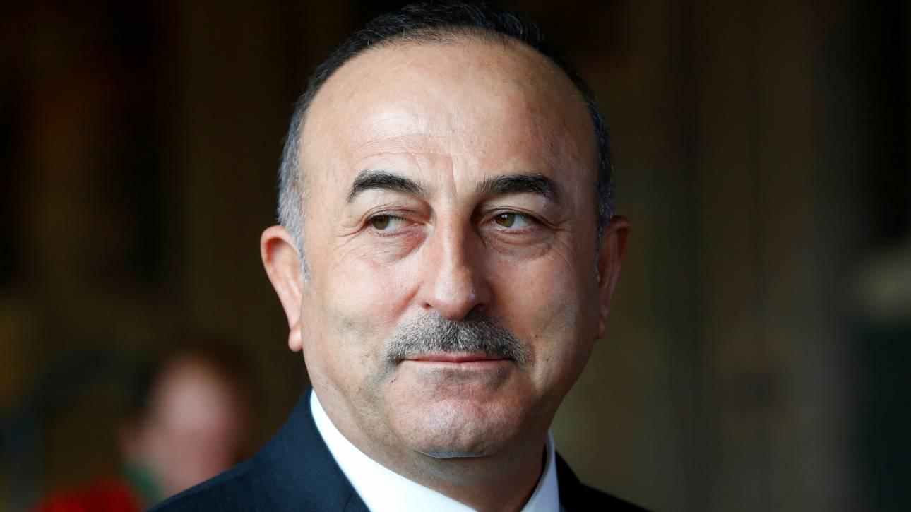Προεδρικό σύστημα για την κατεχόμενη Κύπρο εισηγείται ο Τσαβούσογλου