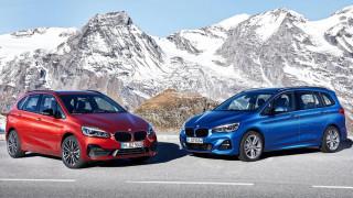 Αυτοκίνητο: Τα πολυμορφικά της BMW, η 2 Active και Gran Tourer, ανανεώνονται
