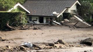 Καλιφόρνια: 15 άνθρωποι νεκροί μετά τις κατολισθήσεις λάσπης