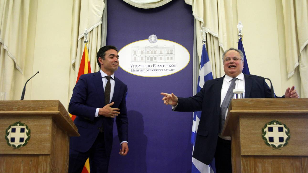 Σκοπιανό: Εντείνονται οι διαβουλεύσεις - στην Ελλάδα ο Ντιμιτρόφ