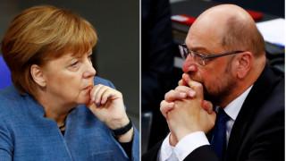 Δυσκολίες στις συνομιλίες για τον μεγάλο συνασπισμό στη Γερμανία