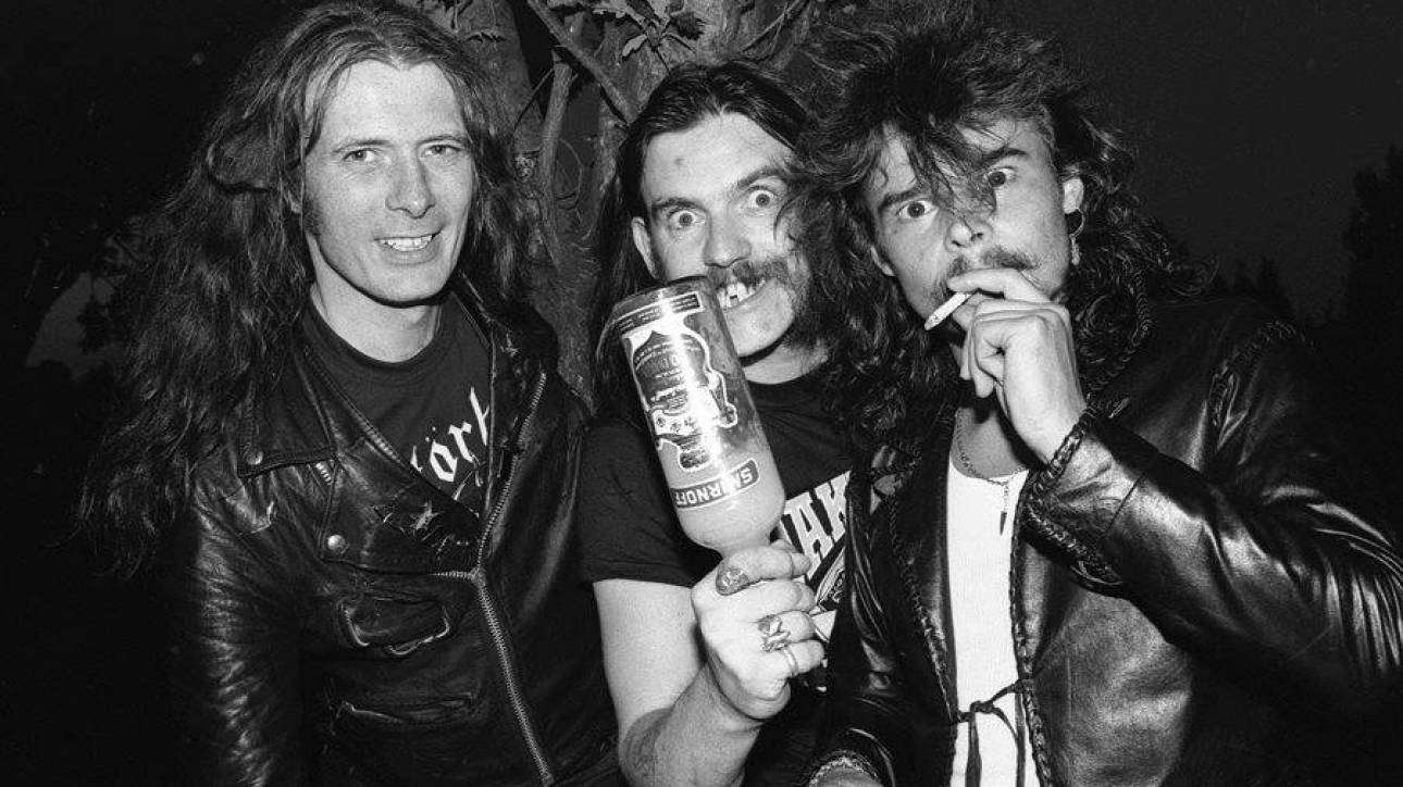 Πέθανε ο μεγάλος Fast Eddie των Motörhead