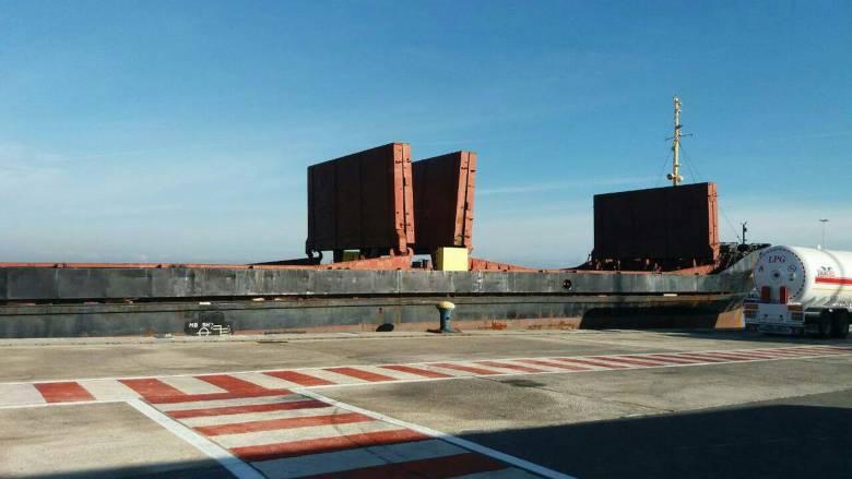 Τη Δευτέρα θα απολογηθεί το πλήρωμα του πλοίου που μετέφερε εκρηκτικά