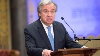 Γκουτέρες: Οι χώρες πρέπει να προετοιμαστούν για μεγάλα μεταναστευτικά ρεύματα