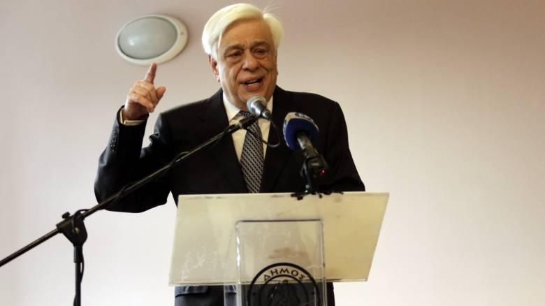 Παυλόπουλος: Οι μικρομεσαίες επιχειρήσεις παραμένουν η ραχοκοκαλιά της ελληνικής οικονομίας