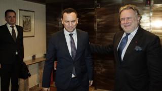 Οσμάνι: Η Αθήνα συμφωνεί στη χρήση του όρου Μακεδονία