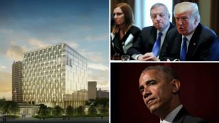 «Ήθελαν να κόψω την κορδέλα-Όχι!»: Ο Τραμπ δεν πάει Λονδίνο κι επιτίθεται στον Ομπάμα