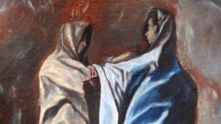«Θεία επίσκεψη»: Ο πίνακας που διχάζει τους ειδικούς για το αν είναι έργο του Ελ Γκρέκο