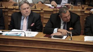 Αισιόδοξος για λύση στο Σκοπιανό που θα στηρίξει και ο Πάνος Καμμένος ο Κατρούγκαλος