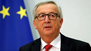 Γιούνκερ: Η Βουλγαρία συγκλίνει με την ευρωζώνη, αλλά αυτό δεν είναι ακόμα αρκετό