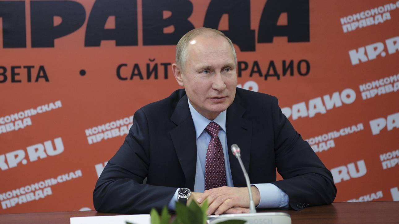Μεγάλη αναμένεται να είναι η συμμετοχή των Ρώσων στις προεδρικές εκλογές