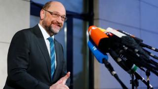 Σουλτς: Στα θέματα ευρωπαϊκής πολιτικής δεν υπάρχει διάσταση απόψεων με την Μέρκελ