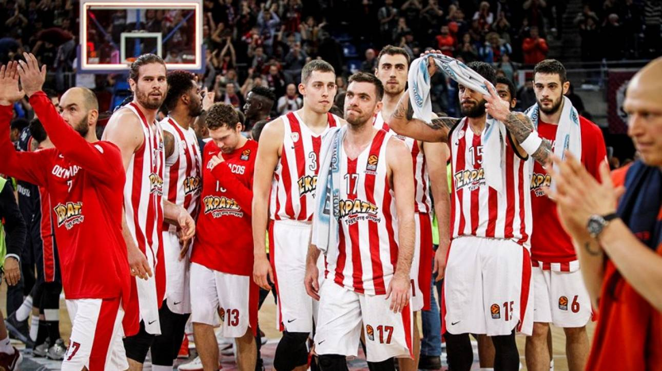 Euroleague: Ο Ολυμπιακός διαλύθηκε στη Βιτόρια κι έπεσε από την κορυφή