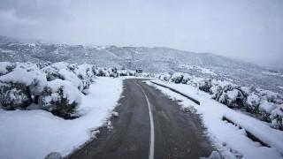 Βροχές, καταιγίδες και χιονοπτώσεις έφερε ο «Θησέας» στο μεγαλύτερο μέρος της χώρας