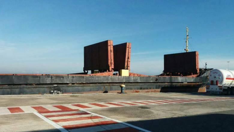 Έρευνα για το πλοίο «Ανδρομέδα» με τα εκρηκτικά ξεκινούν οι Τούρκοι