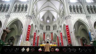 Κατεδάφιση μεγάλης ευαγγελικής εκκλησίας στην Κίνα