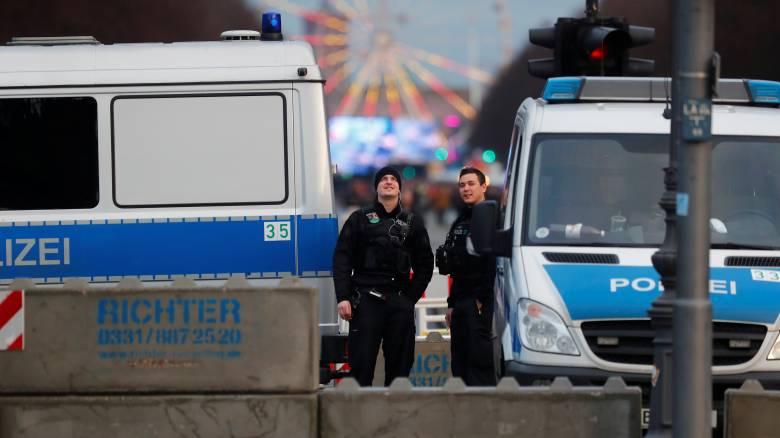 Άδεια η βαλίτσα που βρέθηκε στο κέντρο του Βερολίνου