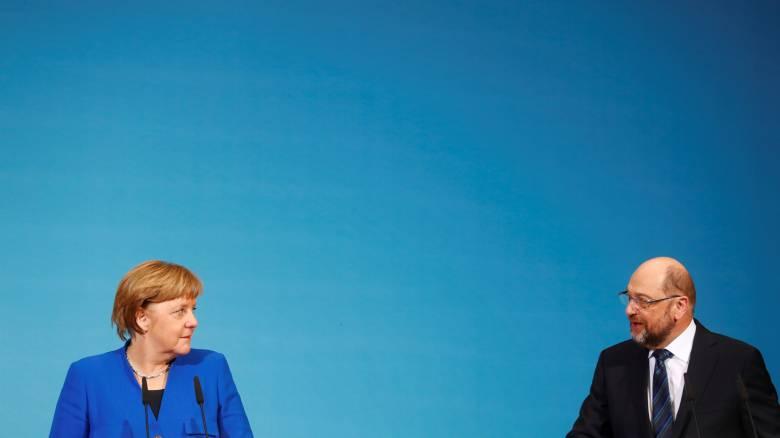 Γερμανία: Με σκεπτικισμό «βλέπει» το SPD τις διαπραγματεύσεις για τον μεγάλο συνασπισμό