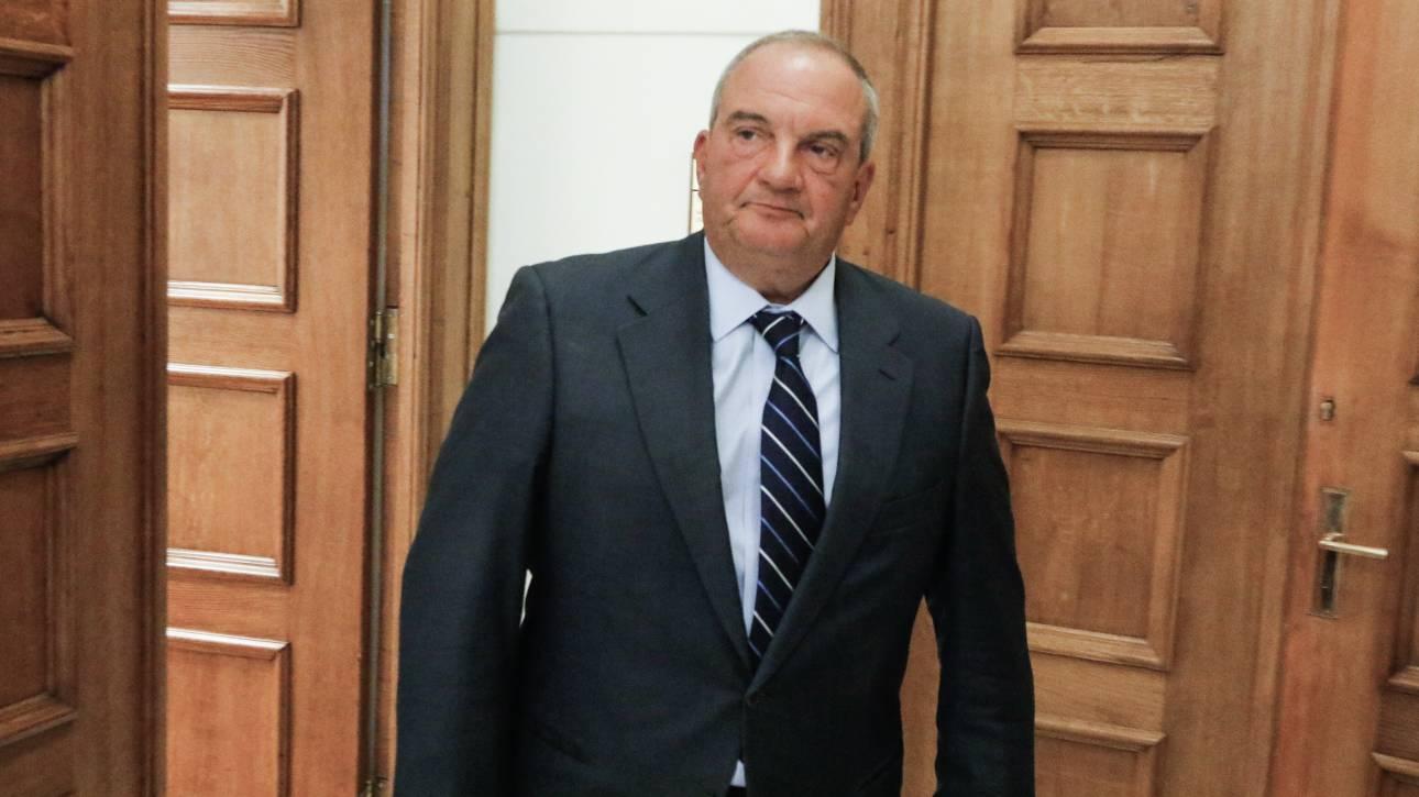Κώστας Καραμανλής: Δεν υφίσταται μακεδονικό έθνος