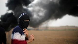 Αεροπορική επιδρομή του Ισραήλ στη Λωρίδα της Γάζας