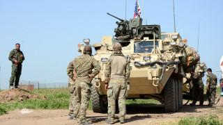 Ενόχληση στην Άγκυρα για την δημιουργία συνοριακής δύναμης στη Συρία υπό τον συνασπισμό των ΗΠΑ