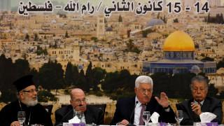 Αμπάς: Το Ισραήλ έβαλε τέλος στις συμφωνίες του Όσλο